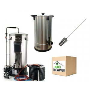 Get Brewing on a Grainfather