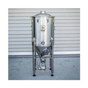 SS Chronical 52 l Stainless Fermenter - Brewmaster
