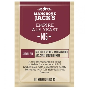 Empire Ale Yeast Mangrove Jacks M15